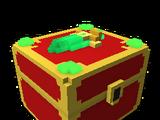 Locked Adventurine Strongbox