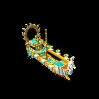 Cygnus's Skyship