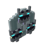 Badge Shadow Hydrakken Ultra platinum