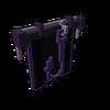 Badge Fishing obsidian