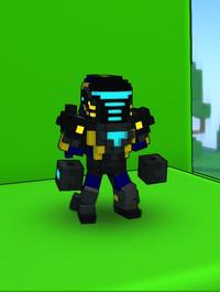 ATMOS C-TAC Armor ingame
