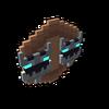 Badge Shadow Hydrakken Hard bronze