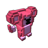 Pink Candy Bearbarian