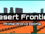Desert Frontier