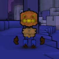 Scarecrow ingame