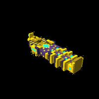 Skyjacked Sarcophagus
