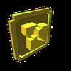 Badge Blocks Destroyed gold