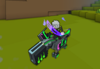 Neon Fledgling ingame