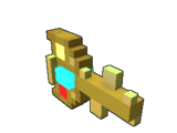 Golden Gem Key
