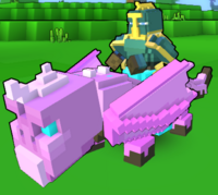 Cupcake Dragon In-Game