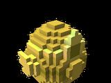 Golden Ice Dragon Egg