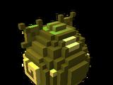 Golden Tidal Dragon Egg