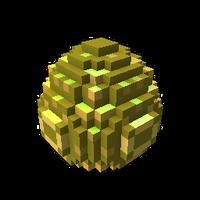 Golden Lunar New Year Dragon Egg