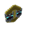 Badge Shadow Hydrakken Hard gold