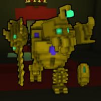 Golden Sea Idol ingame