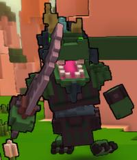Jade Dragon Ogre ingame