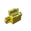 Badge Boxes Opened gold