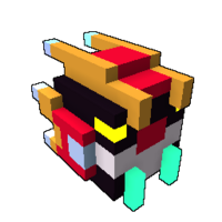 Blocktron Dragon Egg Fragment