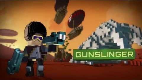 GUNSLINGER Class