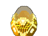 Gold Companion Egg