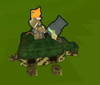 Turtle Tank ingame
