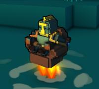 Booster Seat Ingame