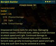 Berserk Battler
