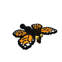 Empyreal Emperor Butterfly