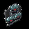 Badge Darknik Dreadnought Ultra silver