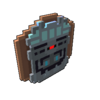 Badge Darknik Dreadnought Normal bronze