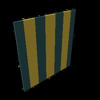 Green and Gold Sail