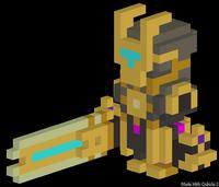 Radiant Sentry model