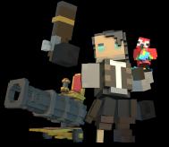 Ui class Pirate Captain