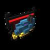 Badge Azulian Dragon gold