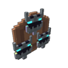 Badge Shadow Hydrakken Ultra bronze
