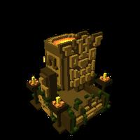 Treasure Trovian cannon