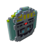 Badge Darknik Dreadnought Normal diamond