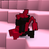 Licorice Lasher ingame