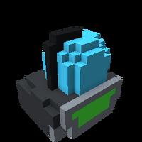 Neon Reactor Center Segment