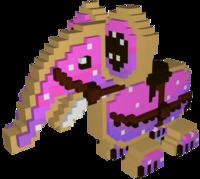 Pink Cookiephant Model