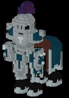 Centaur knight model preview