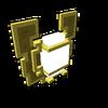 Badge Builder's Focus gold