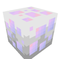 Crystallized Cloud block
