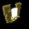 Badge Gem Forger gold