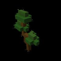 Pruned Forbidden Spires Tree