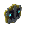 Badge Shadow Hydrakken Normal gold