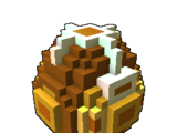 Golden Wisdom Dragon Egg