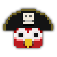 Enemy Pirate Captain