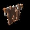 Badge Fishing bronze