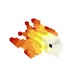 Phoenix Fish